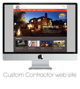 web design, west-builders
